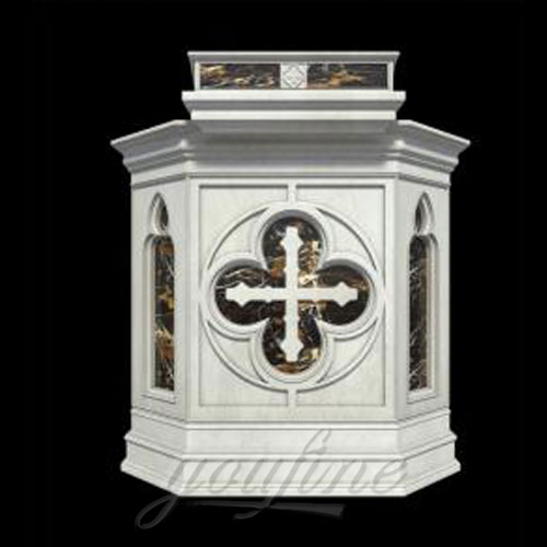 Hot Sale Church Products Luxury Marble Pulpit for Indoor decor
