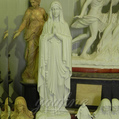 Blessed Virgin Mary Statues Lady of Grace Religious Statue for church