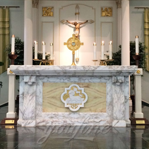 New Traditional/Custom Marble Altars for Church using