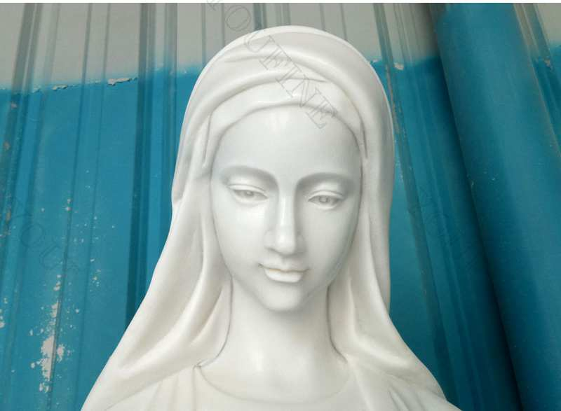 Where to Buy Blessed Outdoor Mother Mary Statue for School Decor