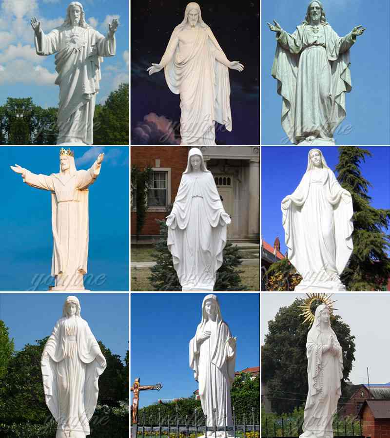 marble-church-statues