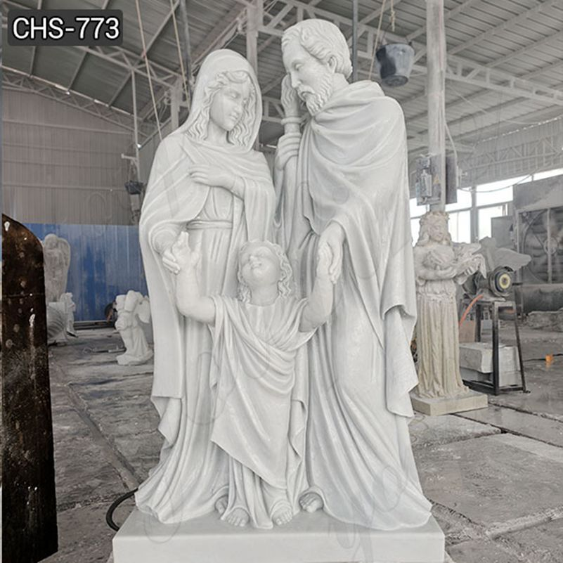 Catholic Holy Family Statues of Mary Joseph and Jesus for Sale CHS-773