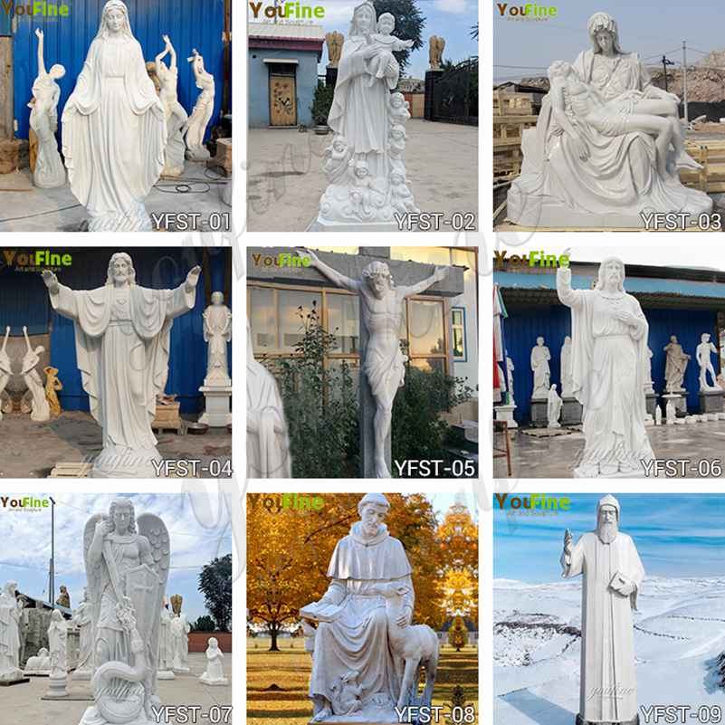 our lady of lourdes statue for sale