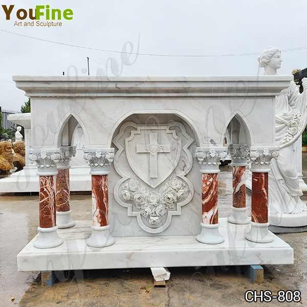 Luxurious Modern Catholic Marble Altar